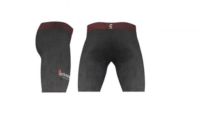 Men's leggings SHORT Husaria RACE TEAM