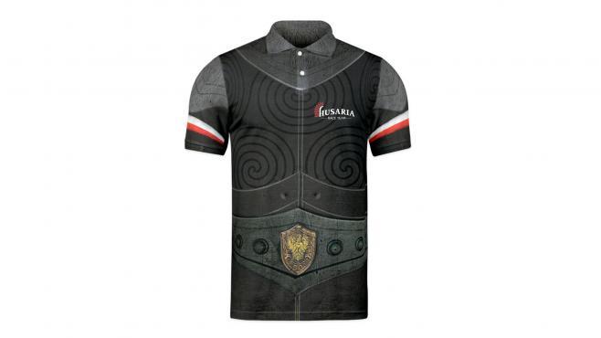 T-shirt POLO Husaria RACE TEAM